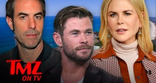'Chris Hemsworth Effect' Irritates Residents Of Australia's Byron Bay | TMZ TV