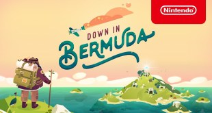 Down in Bermuda - Launch Trailer - Nintendo Switch