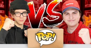 Funko Pop Mystery Box Battle | Top Pops VS RyeThePopGuy