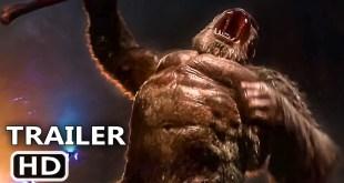 GODZILLA VS KONG International Trailer (NEW 2021) Monster Movie HD