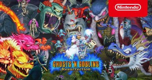 Ghosts 'n Goblins Resurrection - Weapons, Magic 'n Modes - Nintendo Switch