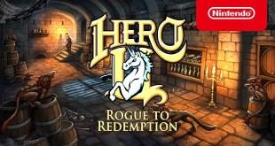 Hero-U: Rogue to Redemption - Launch Trailer - Nintendo Switch