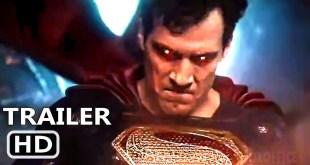 "JUSTICE LEAGUE ""Black Suit Superman"" Trailer Teaser (New 2021) Snyder Cut, Superhero Movie HD"