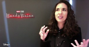 Marvel Studios #DisneyPlus WANDAVISION w/ #JacSchaeffer Director #CelebrityInterview 12 Mins