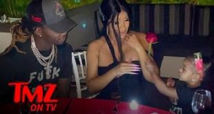 Offset Spoils Cardi B On Valentine's Day   TMZ TV