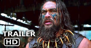 SEE Trailer # 2 (NEW 2019) Jason Momoa, Apple TV Series HD