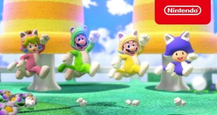Super Mario 3D World + Bowser's Fury - Two Adventures in One - Nintendo Switch