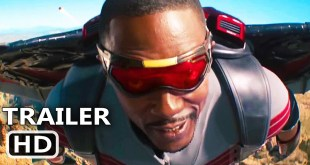 THE FALCON AND THE WINTER SOLDIER Trailer 2 (NEW 2021) Marvel Series