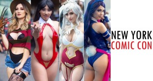 THIS IS NEW YORK COMIC CON 2019 NYCC BEST COSPLAY MUSIC VIDEO BEST COSTUMES ANIME CMV