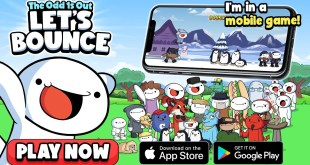 TheOdd1sOut: Let's Bounce | Official Mobile Gameplay Trailer - iOS & Android