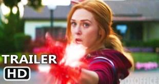 WANDAVISION Mid-Season Trailer (NEW 2021) Marvel, Disney+