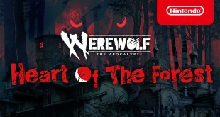 Werewolf: The Apocalypse - Heart of the Forest - Launch Trailer - Nintendo Switch