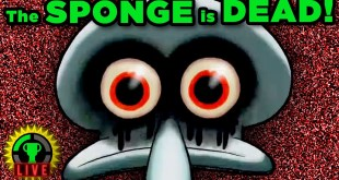 What Happened To Squidward? | Red Mist (Spongebob Horror Fan Game)