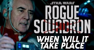 When Will Rogue Squadron Take Place