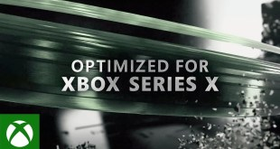 Xbox Series X - First Look Game Footage - Games Trailer