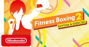 Fitness Boxing 2: Rhythm & Exercise - Launch Trailer - Nintendo Switch