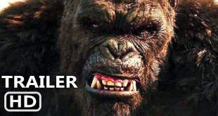 GODZILLA VS KONG Official Trailer (2021) Monster Movie HD