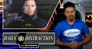 Is Michael Keaton Going to be the DCEU Batman Going Forward?