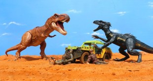 Jurassic World: Survival 3 - FULL FAN-FILM (2018) [HD] Sci-Fi/Adventure
