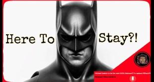 Michael Keaton to replace Ben Affleck as the DCEU Batman?!?!