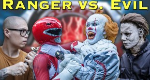Power Ranger vs. Evil - feat. Michael Myers and Pennywise [FAN FILM]