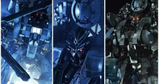 Prime 1 Studio Blackout Transformers Decepticon Statue