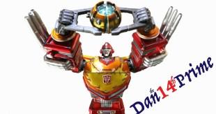Rodimus Prime Imaginarium Art Transformers G1 Statue