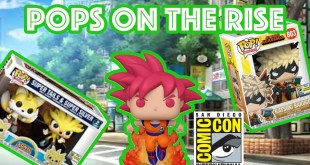 SDCC 2020 Funko Pops On The Rise | Pops On The Rise For November 30th 2020