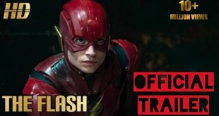 THE FLASH(2022) | Official Teaser Trailer (HD) |  DC Comics