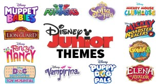 Theme Songs! Compilation | Disney Junior