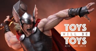 Thor: Breaker of Brimstone Premium Format Figure by Sideshow  | Toys Will Be Toys