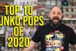 Top 10 Funko Pops Added to my Collection in 2020! + Grail Opening!
