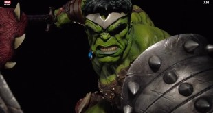 XM Studios Planet Hulk 1/4 Marvel Premium Collectibles