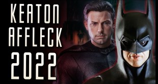 BREAKING News - KEATON & BATFLECK 2022 FLASH MOVIE + DC Future Plans?