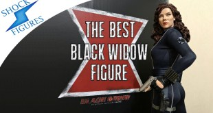 Black Widow (Scarlett Johansson) - Premium Format 1/4 statue by Sideshow Collectibles