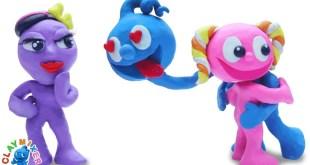 Blue Aime Quelqu'un D'autre Que Sa Petite Amie - Animated Cartoons Characters