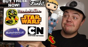 Buy These Funko Pops Now Before They're Expensive! (January 2021, Marvel, Star Wars, Cobra Kai)