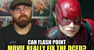 Can Flash Point Movie REALLY Fix The DCEU?