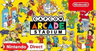 Capcom Arcade Stadium - Available Now! - Nintendo Switch