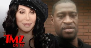 Cher Doubles Down That She Could Have Saved George Floyd | TMZ TV