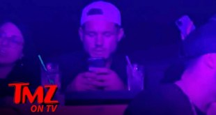 Colton Underwood Hangs Out at Denver Gay Bar with Olympian Pal | TMZ TV