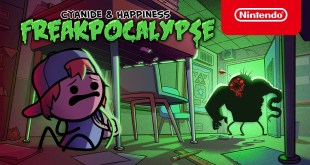 Cyanide & Happiness - Freakpocalypse - Launch Trailer - Nintendo Switch
