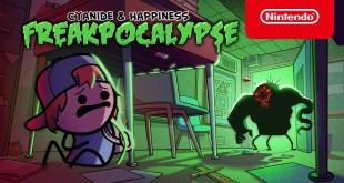 Cyanide & Happiness - Freakpocalypse - Launch Trailer - Nintendo Switch