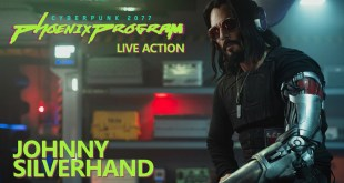 Cyberpunk 2077 - Phoenix Program (Johnny Silverhand Fan Film)