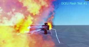 DCEU Flash Test #1