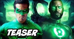 Green Lantern Teaser 2021 - Green Lantern HBO Announcement Breakdown and Easter Eggs