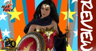 Hot Toys | Justice League WONDER WOMAN (Comic Concept Version) MMS506 Review [German/Deutsch]