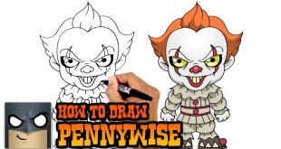 How to Draw Pennywise | It