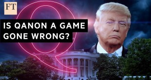 Is QAnon a game gone wrong? | FT Film