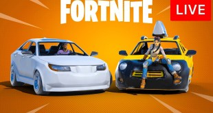 🔴 [LIVE] *NEW* FORTNITE UPDATE! (CARS)